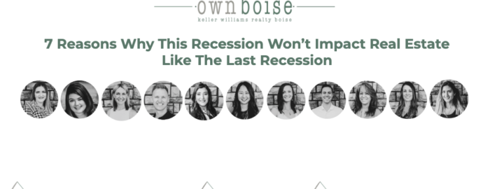 Another Great Recession? 7 Reasons Why Now is Different
